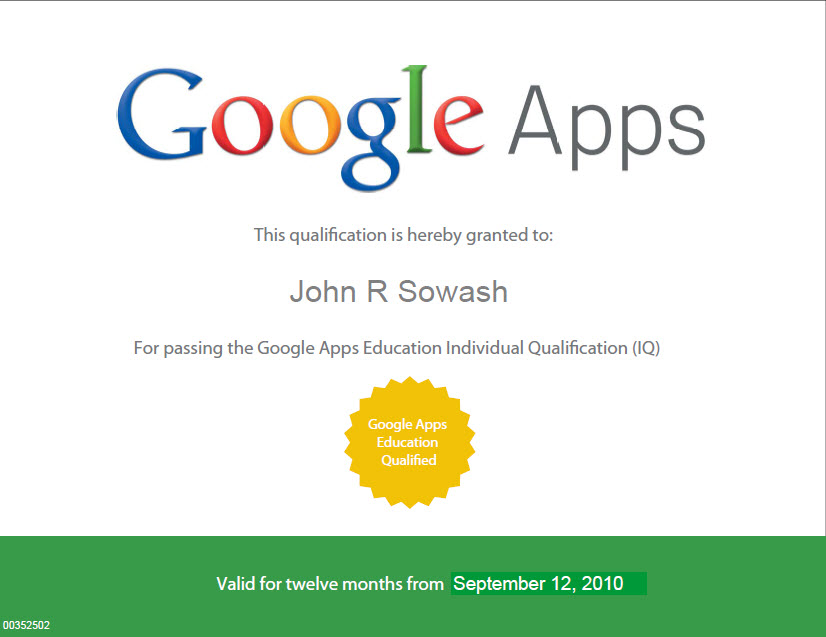 Google Apps For Education Sowash Ventures Llc