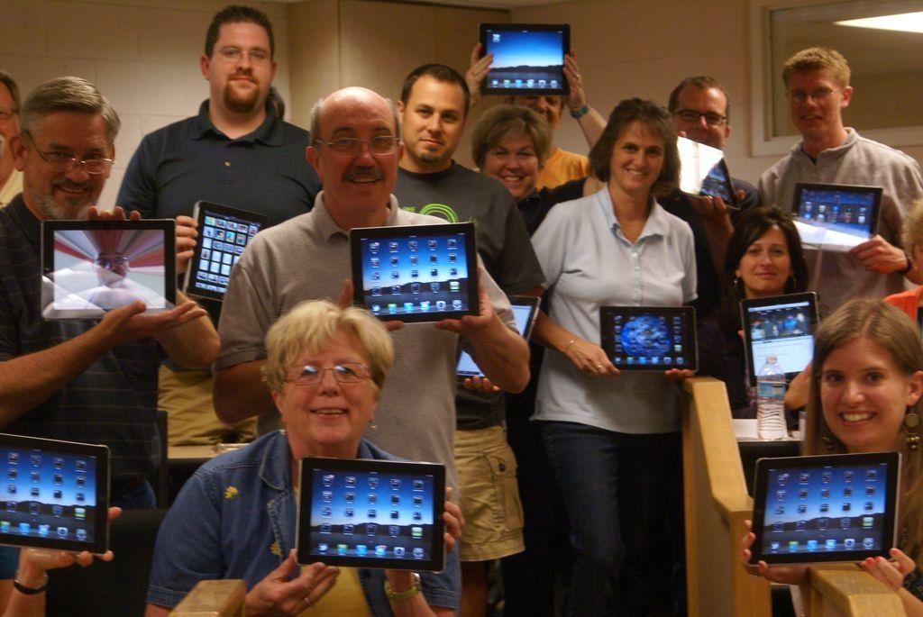 iPad Training Workshop