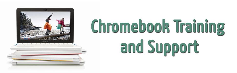 Chromebooks for Ed